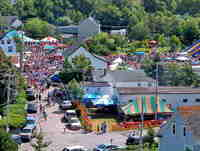 Town of Brigus Brigus Blueberry Festival